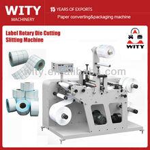 DK-G series label slitting and rotaty die cutting machine