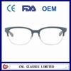 Optical Frames, Half Eye Reading Glasses Frames (OEM-9175)