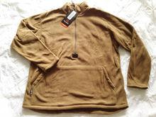 Polartec USMC Military Half-Zip Pullover Fleece Jacket