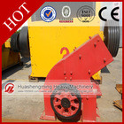 HSM ISO CE Glass Hammer Crusher Glass Recycling machine