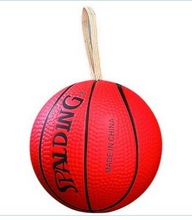 Promotional Spalding Basketball Stress Reliever
