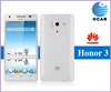 New Waterproof Smartphone Huawei Honor3 Hisilicon K3V2E Quad-core 1.5GHz 1280x720 IPS Screen 13.1MP Back Camera Andriod 4.2