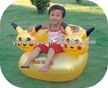 PVC inflatable sofa for kids