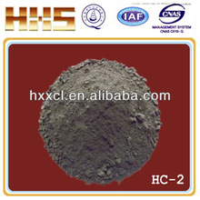 Coreless induction furnace lining thermal cement