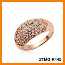 Fashion Rose Gold Ring