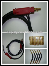 High quality Panasonic 200/350/ 500A MIG/Co2 gas welding gun