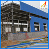 galvanized steel structure prefabricated warehouse china