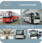 33 seats diesel school bus used coach bus GTZ6805