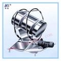 Qzmm betoneira/eixo duplo misturador de concreto planta/betoneira mobile
