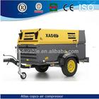 58KW XAS 137 Atlas Copco mobile Air Compressor