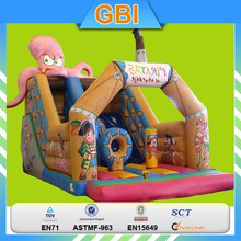 2014 Hot Residential Inflatable Slide,Inflatable Jumping Slide,Inflatable Bouncer Tube Slide