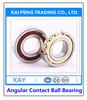 3220 2 RS Single Row Angular Contact Bearing