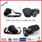 High quality neoprene camera case for canon eos m different size and style customized