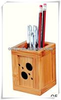 Bamboo Pencil Holder