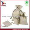 Small Linen Sachets Lavender Drawstring Bags