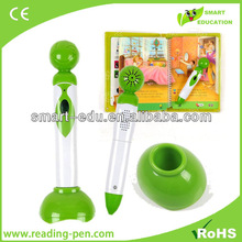 Russian reading pen toys for children music playing 4GB