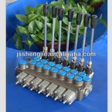 hydraulic brass valve / hydraulic control valve / spraying tractor parts