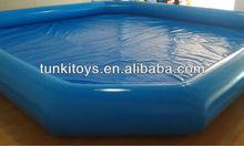 giant adult inflatable pool rental/swimming pool
