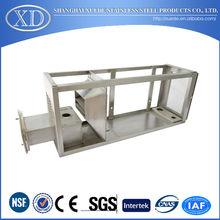 steel frame carport parts