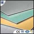 colorido material de construção acp acm