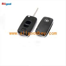 High quality car key shell/case Mazda 3,5,6 modified flip remote key shell auto key cover/blank for Mazda