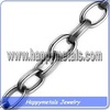 Wholesale stainless steel jewelry chain