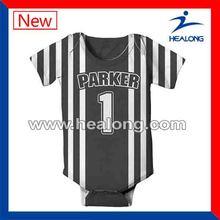 toddler basketball bodysuit/custom jersey style