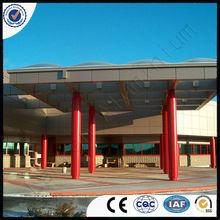 Customized Logo Alupanel Building Sign Alu Panel