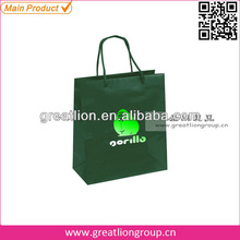 Cheap printed paper carry bags