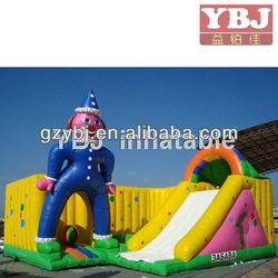 kids favorite giant inflatable playground