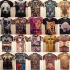 overseas scoop neck tagless blank kids el vintage t shirts for men