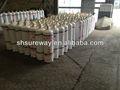 alta qualidade dissolvido 40l cilindro de gás acetileno