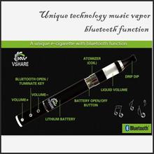 smart bluetooth ecig Vshare electronic cigarette lighter
