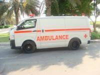Toyota Hiace 2.5L Diesel Patient Transporter Ambulance