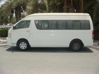 Toyota Hiace High Roof 2.5L Turbo Diesel 15 Seat Bus