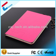 New 2014 Ultra Slim Smart Case For iPad Air 1:1 Original Design Stand Tablet Leather Cover for iPad Air Protective Shell
