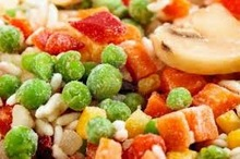 Frozen food supplier from India