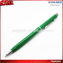 OEM logo promotional pen with stylus