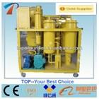 Mineral turbine oil purification machine decrease power consumption,portable,energy saving