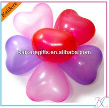 hot selling heart shape latex balloons