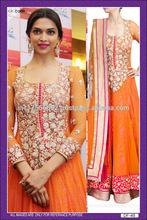 stone work salwar suit