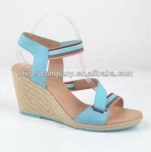 latest fashion wedge ladies women sandals shoes 2014