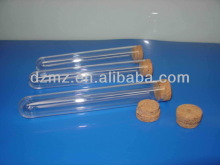 high quality clear quartz galss test tubes for lab price
