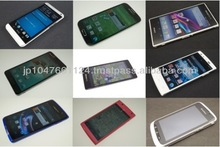 Japan Quality 5 inch screen mobile phone of good condition for retailer and wholeseller