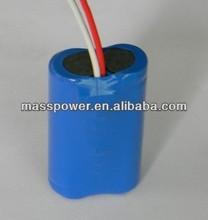 rechargeable li-ion battery 3.7v 18650 3800mah