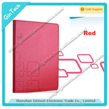 New arrival,for ipad air stand leather cover,ultra thin phone cover for ipad air