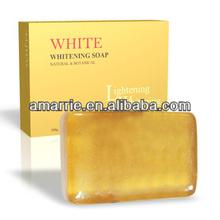 2014 Kojic acid best whitening soap hydroquinone