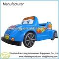 los niños de atracciones paseos chilrende escarabajo de juguete del coche eléctrico