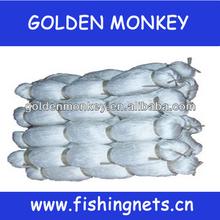 Natural White Mono Nylon Fishing Nets For Indian