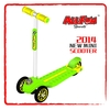 sport mini scooter for 3 wheels mini kick scooter